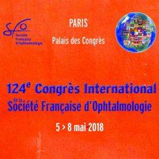 124 Congreso Internacional de la Sociedad Francesa de Oftalmología